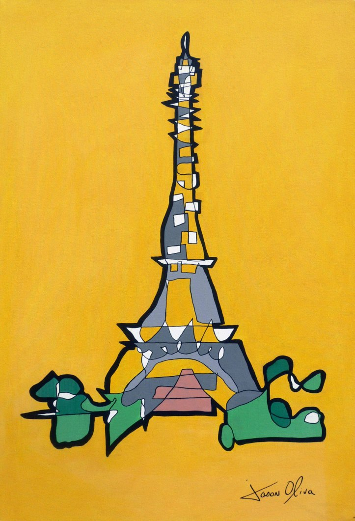 Eiffel by Jason Oliva