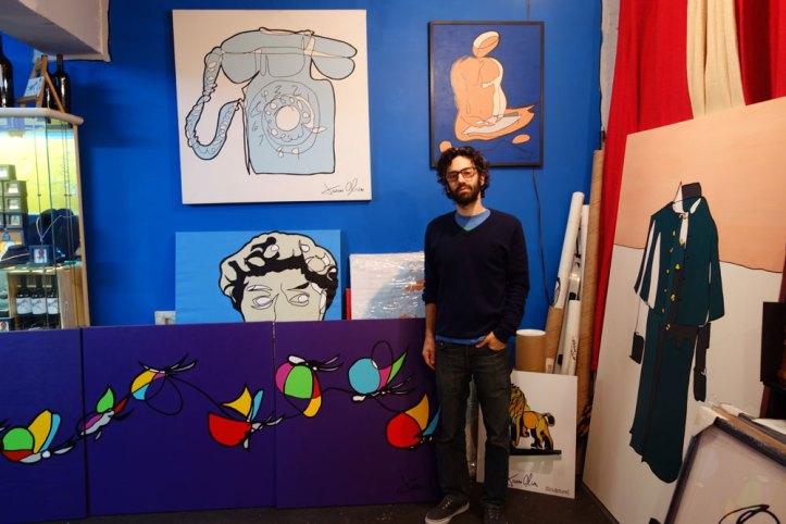 Paintings Jason Oliva