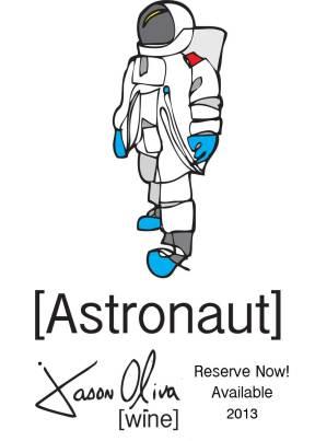 Jason-Oliva-Astronaut-wine-poster-2010