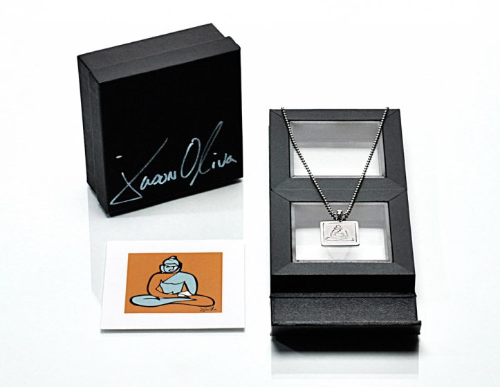 jewelry Jason Oliva Buddha Pendant Box