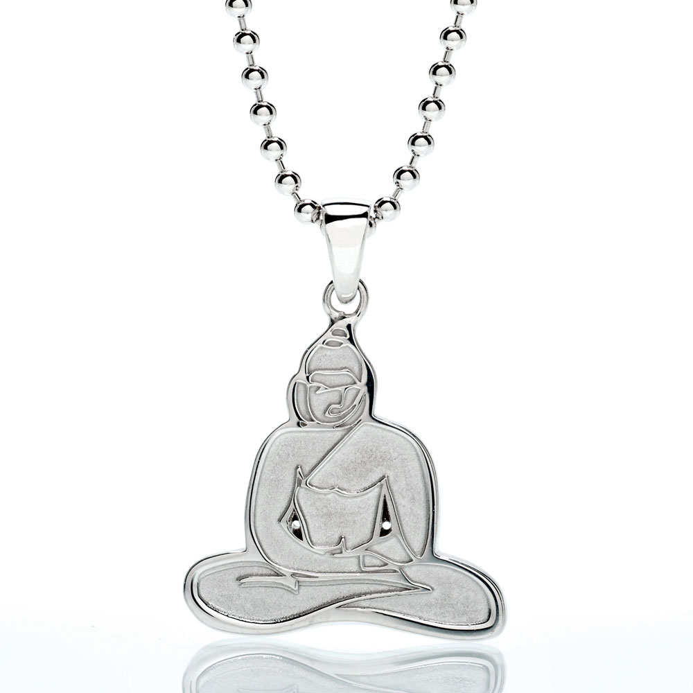 Jason oliva fine jewelry pendant necklace jason oliva jewelry jason oliva buddha pendnat aloadofball Gallery