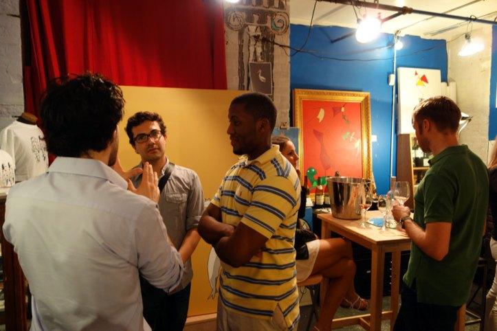 Open Studio Jason Oliva