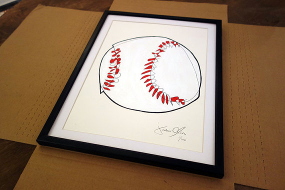 etsy_store_baseball_jason_oliva_work_on_paper