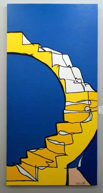 Golden-Stairs-2013-Jason-Oliva-painting[1]