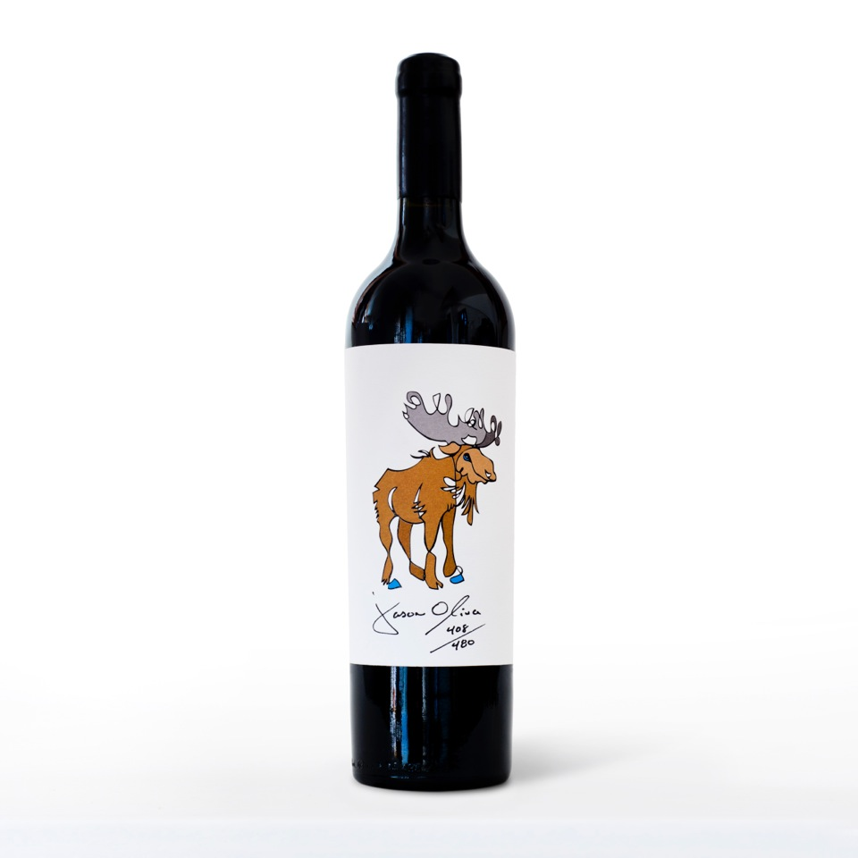 Jason Oliva wine current release Moose 2010